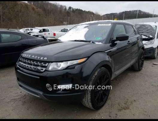 Land Rover Range Rover 2015 image 2