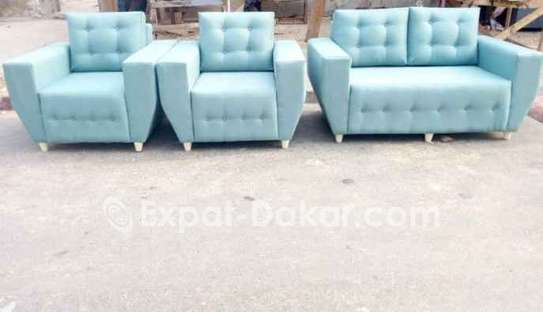 Canapés fauteuils salons méridienne image 2
