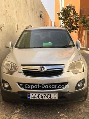 Opel Antara 2013 image 3
