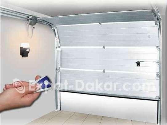 Porte garage automatique image 2