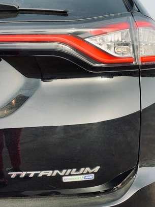 Ford Edge titanium 2016 image 2