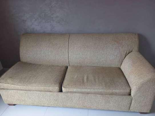 Canapé lit 4 places image 1