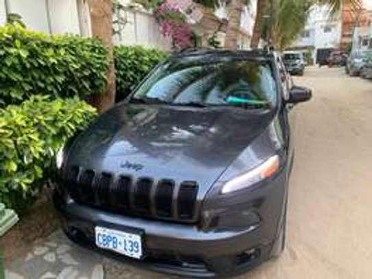 Jeep Cherokee 2015 image 8