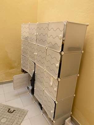 Armoire plastique démontable image 2
