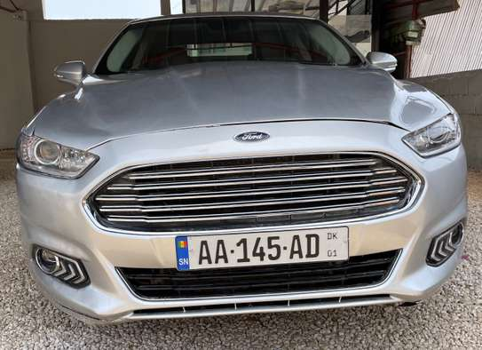 Ford fusion 2014 image 13