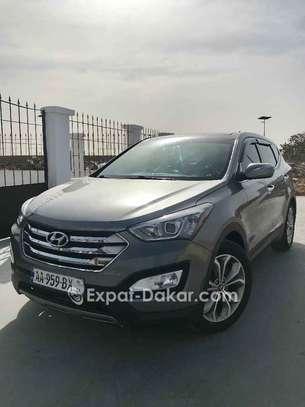 Hyundai Santa Fe 2013 image 6