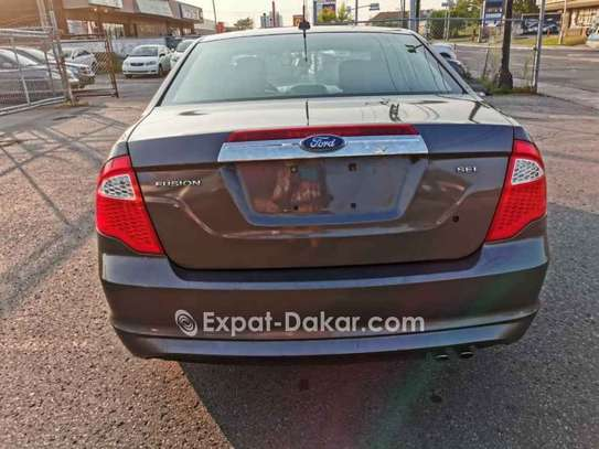 Ford Fusion 2012 image 5