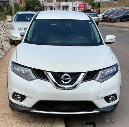 Nissan Rogue version 4x4 2014 image 1