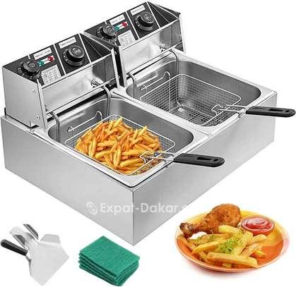 Chêneau friteuse électrique image 1