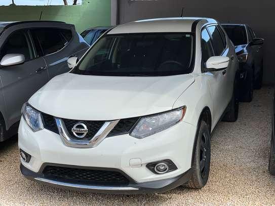 Nissan Rogue version 4x4 2014 image 15