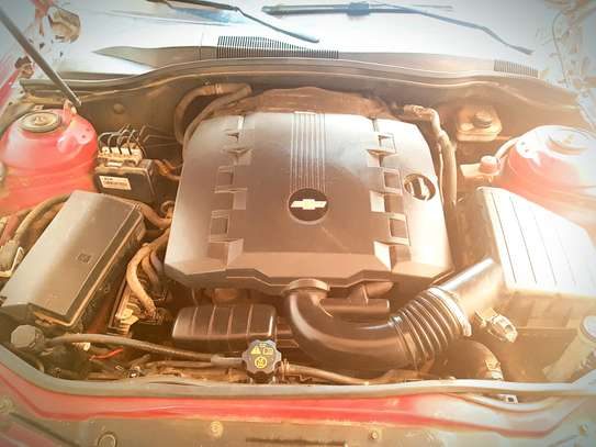 Chevrolet Camaro 2013 image 3