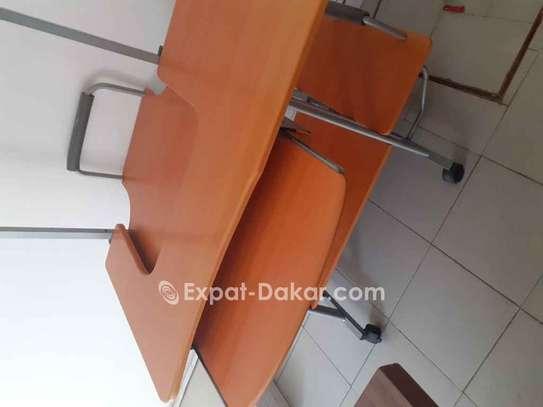 Bureau Table d ordinateur image 4