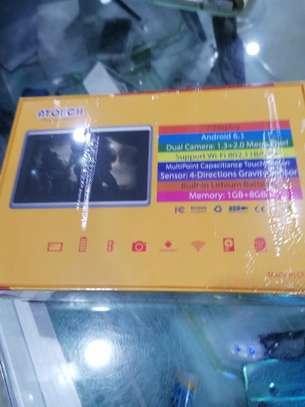 Tablette enfant 7pouces 8go ram 1go Android Wi-Fi image 2