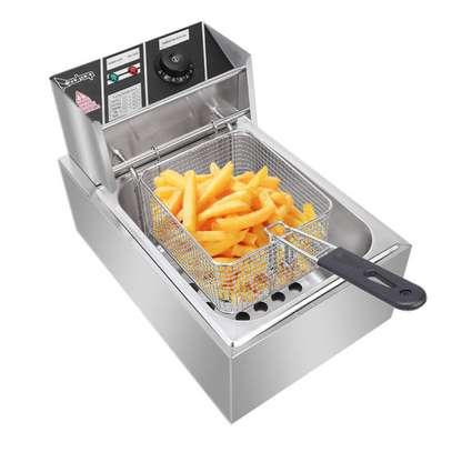 friteuse électrique 6 litres image 1
