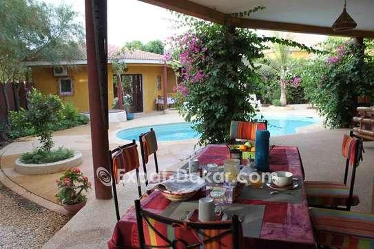 Superbe villa  avec piscine à Ngaparou image 5