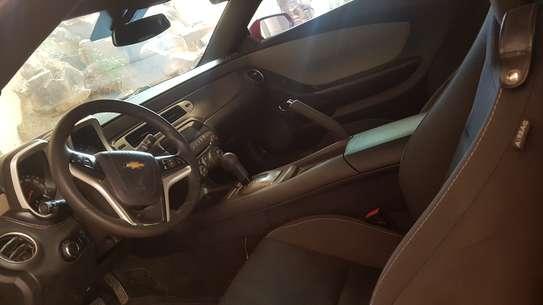 Chevrolet Camaro 2013 image 10