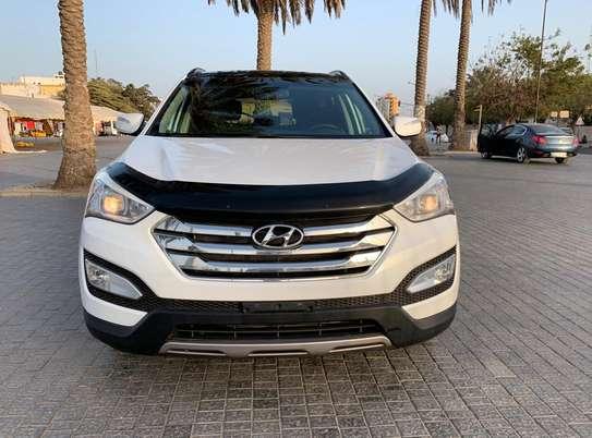 Hyundai Santafe 2014 image 11