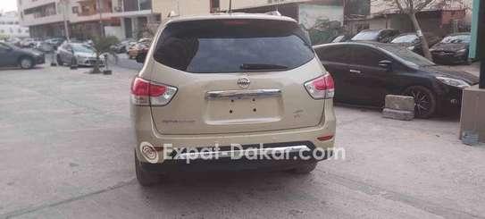 Nissan Pathfinder 2013 image 1