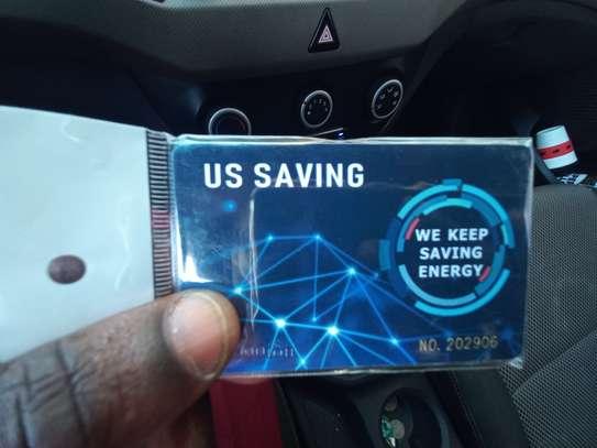 Vente carte economiseur carburant auto moto à ions negatifs image 2