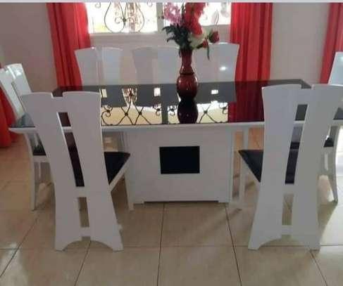 Table à manger + 6 chaises image 2