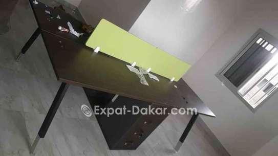 Tables de bureau avec retour/Open space image 6