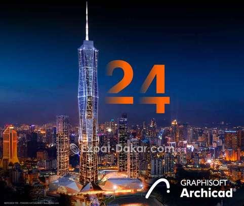 Archicad 24 image 1