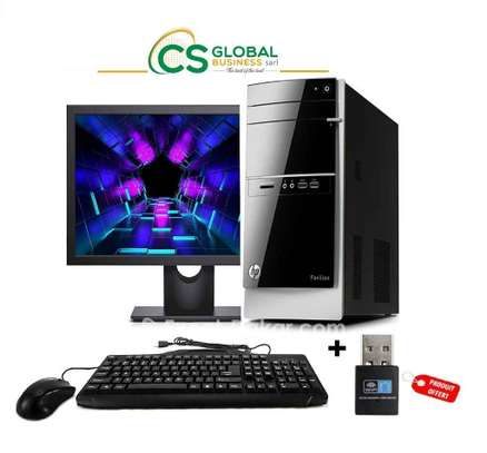 HP PAVILLON 500 PC image 1