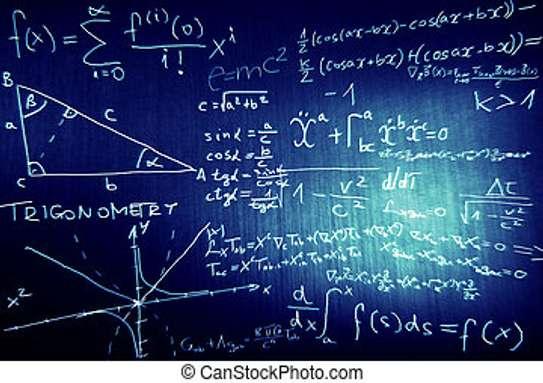Cours de Mathematique ,physique chimie image 1