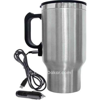 Bouilloire électrique de voiture tasse a café image 5