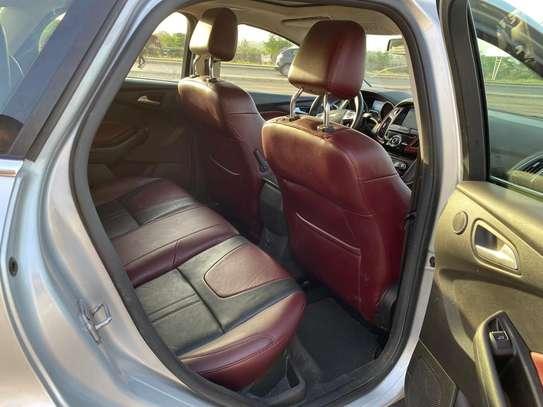Ford Focus Titanium 2013 - Gris metallique image 4