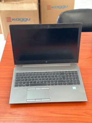 "HP Z Book Core i7 - Ecran 15"" - SSD 512 image 5"