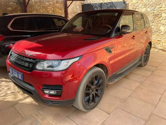 Range Rover Sport 2015 image 5