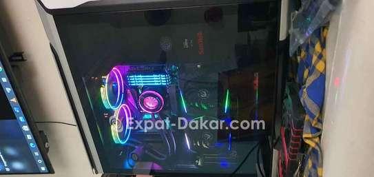 Mega PC professionnel core i9 Aorus Master image 2