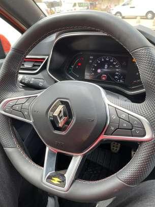 Renault Clio 5 rs line année 2020 4900km essence manuelle vehicule neuf image 6