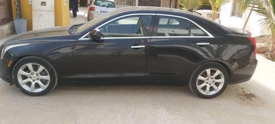 Wanter korité Cadillac 2014 image 6