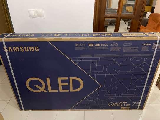 Samsung QLED 4K 75 Pouces QE75Q60T image 1