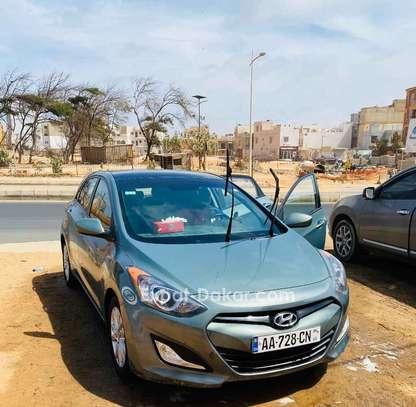 Hyundai Elantra Gt 2014 image 3