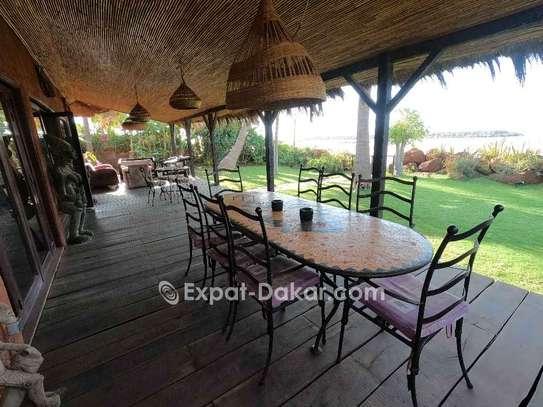 Villa 5 chambres sur la plage de Saly image 3