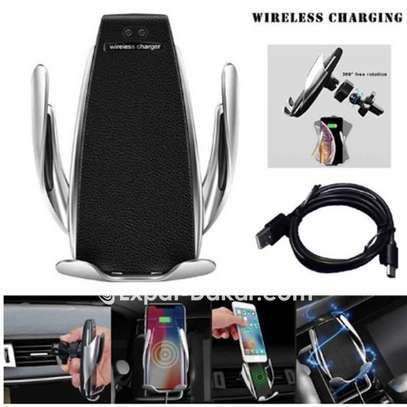 Wireless chargeur automobile image 1