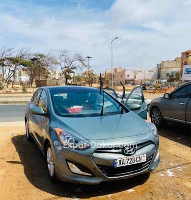 Hyundai Elantra Gt 2014 image 2