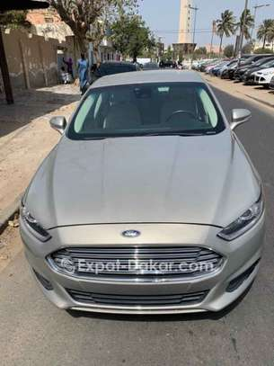 Ford Fusion 2015 image 2
