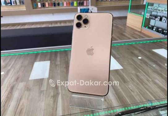 IPhone 11 Pro Max Gold 512go image 1