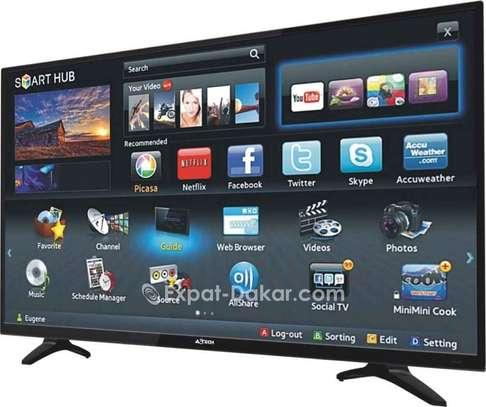 """TV Astech  - Ecran SMART ASTECH 43"""" FULL OPTION '' - 1080 image 1"""