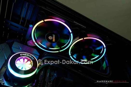 Mega PC professionnel core i9 Aorus Master image 1