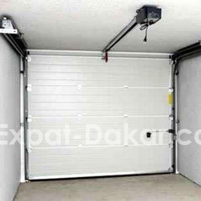 Porte garage automatique image 1
