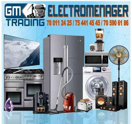 Gm trading électroménager image 1