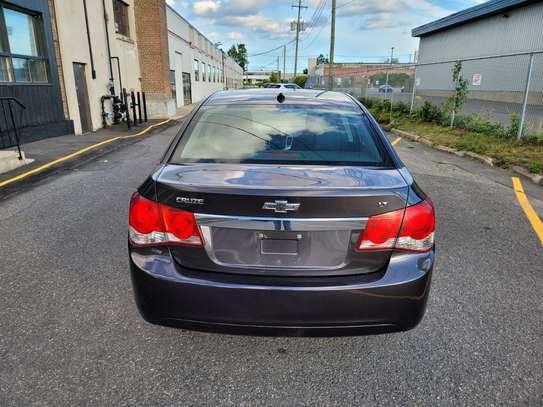 Chevrolet cruze sous douane image 4