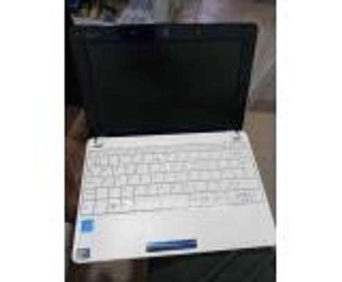 Ordinateur portable Mini Asus blanc image 1