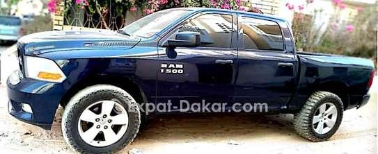 Dodge Vision 2012 image 6