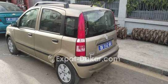 Fiat Panda 2008 image 1
